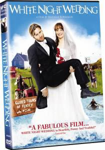 White Night Wedding DVD packaging