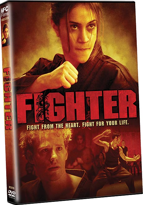 Fighter DVD packaging