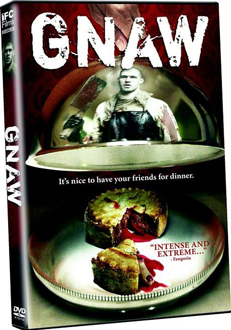 Gnaw DVD packaging