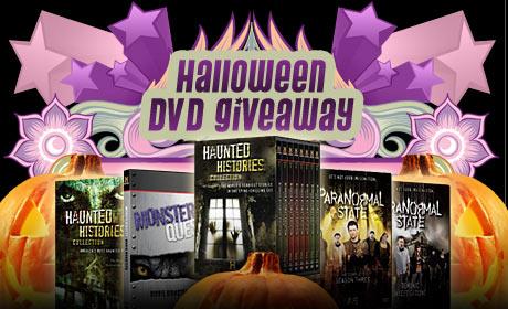 A&E Halloween DVD Giveaway