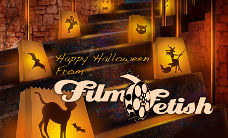 Happy Halloween from FilmFetish