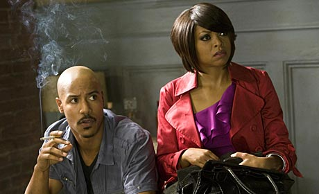 Brian J. White and Taraji P. Henson in I Can Do Bad All By Myself