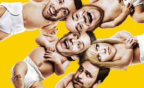Promotional poster for Its Always Sunny In Philadelphia