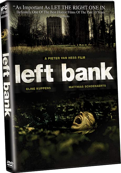 Left Bank DVD packaging
