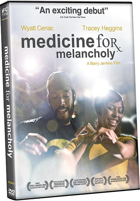 Medicine For Melancholy DVD packaging