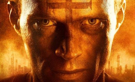Paul Bettany stars in Priest