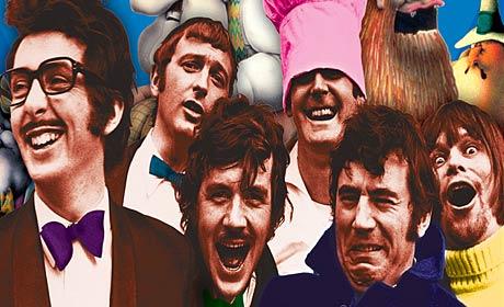Monty Python: The Other British Invasion 2-disc DVD set