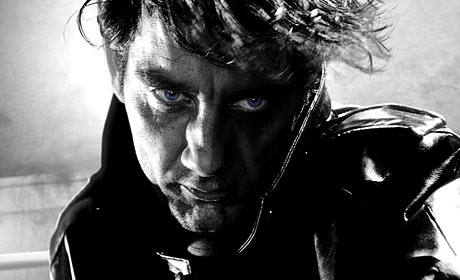 Clive Owen as Dwight in Sin City