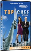 Win one of two 4-Disc Collector DVD Editions of Top Chef: New York – The Complete Season Five