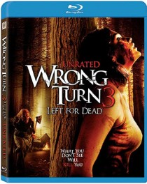 Wrong Turn 3: Left For Dead Blu-ray