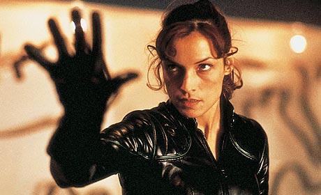 Famke Janssen played Jean Grey in X-Men