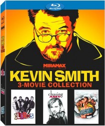 The Kevin Smith Blu-ray Film Collection Blu-ray packaging