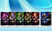 Win a copy of Farscape: The Complete Series Megaset 26 DVD Disc Set
