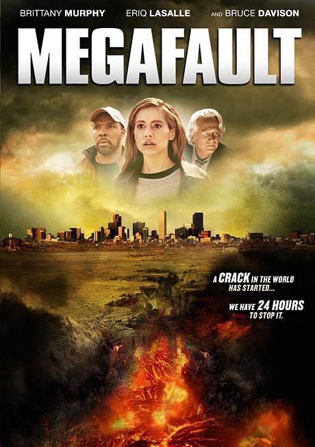 Megafault DVD packaging