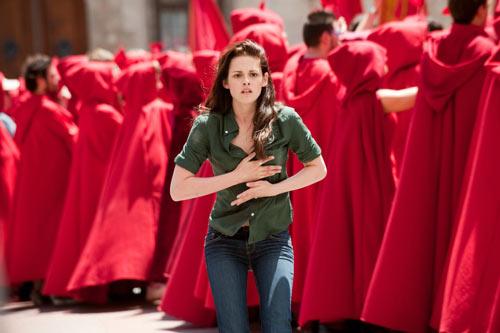 Kristen Stewart as Bella Swan in The Twilight Saga: New Moon