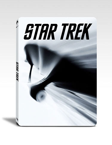 Star Trek Blu-ray Special Blu-ray packaging