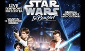 Win four tickets to see Star Wars in Concert at the IZOD Center this Friday