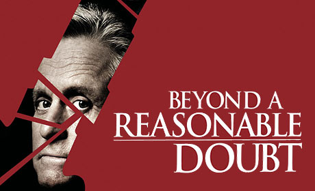 Win one of three copies of the thriller Beyond A Reasonable Doubt on DVD