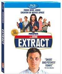 Extract Blu-ray packaging