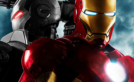 Take a first look at the Iron Man 2 Blu-ray release