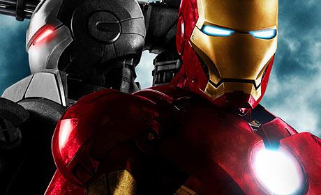 Scene from Iron Man 2