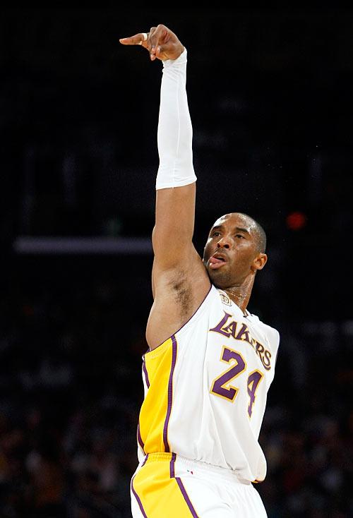Kobe Bryant in Kobe Doin Work