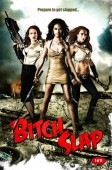 Win a grindhouse prize pack including a Bitch Slap movie poster signed by stars Kevin Sorbo, Zoe Bell and cast, plus a collectible card set