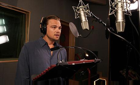 Leonardo DiCaprio narrates Hubble 3D