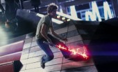First flaming on-camera pics from Scott Pilgrim vs. the World online
