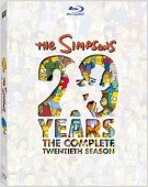 The Simpsons: The Complete Twentieth Season Blu-ray review