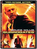 Win one of 2 copies of the sci-fi action thriller Surrogates on DVD