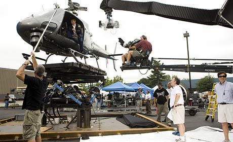 Behind the scenes of Surrogates