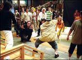 Kill Bill Volume 1 movie production photos