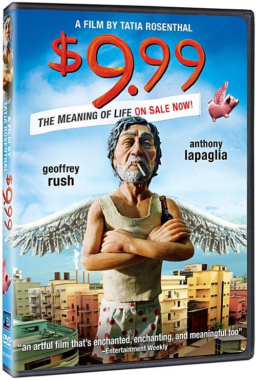 9.99 DVD packaging