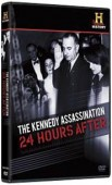 Win one of two copies of The Kennedy Assassination: 24 Hours After on DVD