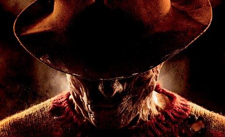A Nightmare on Elm Street movie poster detail