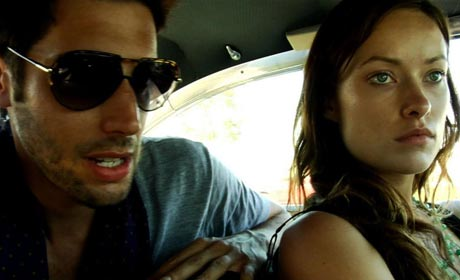 Shawn Andrews and Olivia Wilde in Fix