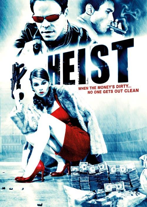 Heist DVD cover
