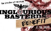 The Lost Art of Inglourious Basterds Benefit Art Program to raise funds for Haitian relief effort