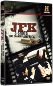 Win a copy of JFK: 3 Shots That Changed America on DVD