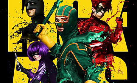 Bring a free advanced screening of Kick-Ass to your college campus