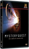Win one of two copies of MysteryQuest: The Complete Season One 4-Disc DVD Set
