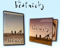 The Beatnicks DVD and Soundtrack packaging