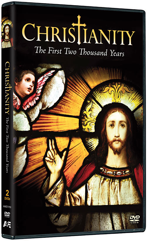 Christianity: The First Two Thousand Years DVD packaging