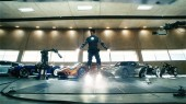 Iron Man movie production photos