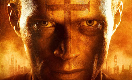 Paul Bettany is the rogue Priest