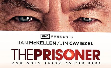 The Prisoner DVD box art detail