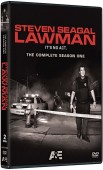Win one of two copies of Steven Seagal: Lawman: The Complete Season One 2-Disc DVD Set