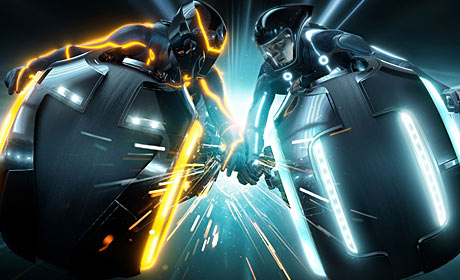 Disney prepping big screen 3D TRON Night next week