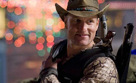 Woody Harrelson played Tallahassee in the Ruben Fleischer hit Zombieland